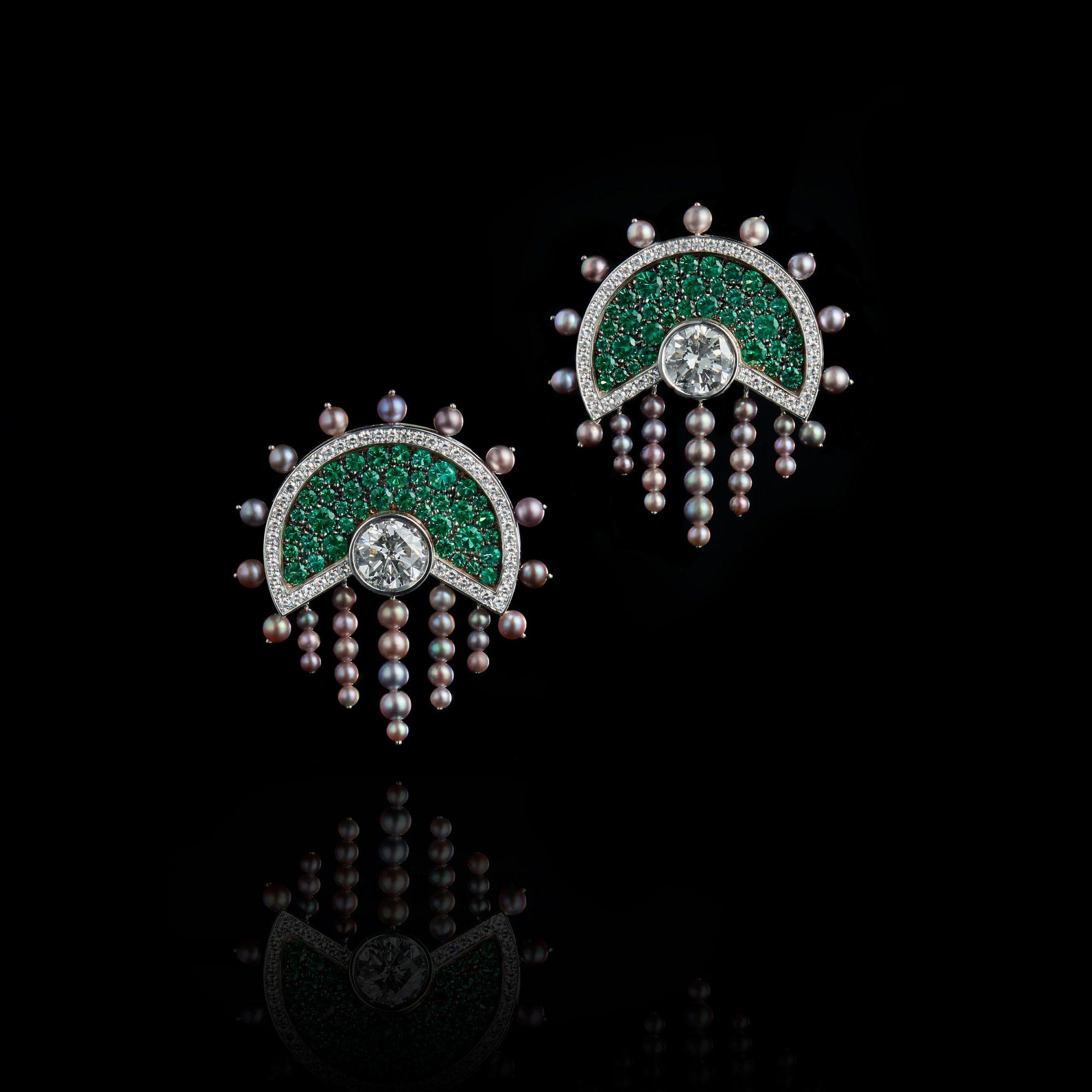 Lampião Earrings